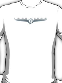 Dieselpunk Industries Metal Logo T-Shirt