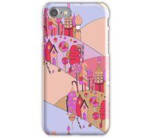 Candy Land landscape iPhone Case/Skin