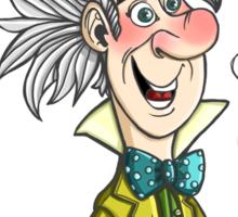 Mad Hatter - Alice in Wonderland Sticker