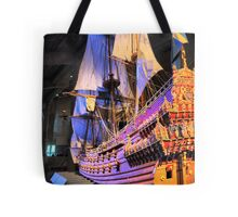 "The Vasa""  ( 4 ) A Scale Model Tote Bag"