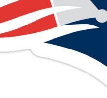 True Patriot Sticker