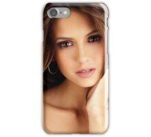 Nina Dobrev Elena Gilbert The Vampire Diaries 5 iPhone Case/Skin