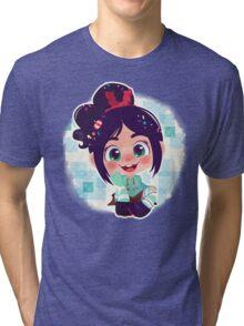 Vanellope Tri-blend T-Shirt