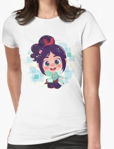 Vanellope Womens Fitted T-Shirt