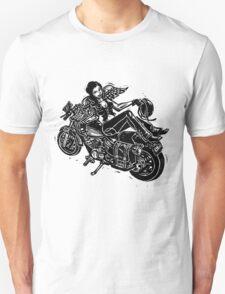 Angel Wheels T-Shirt