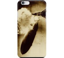 Hindenberg iPhone Case/Skin