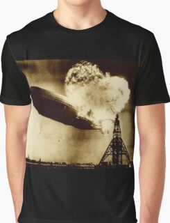 Hindenberg Graphic T-Shirt