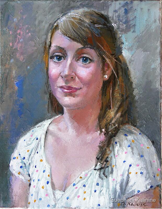 Rachel by Guennadi Kalinine