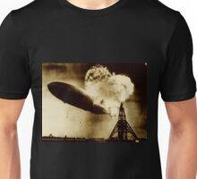 Hindenberg Unisex T-Shirt