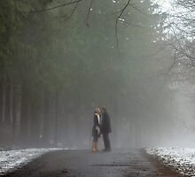 A Kiss in the Mist by Mikell Herrick