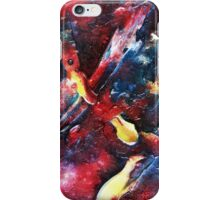Subtle Number 3 by Mark Compton iPhone Case/Skin