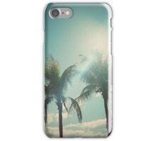 Palm Trees Case iPhone Case/Skin