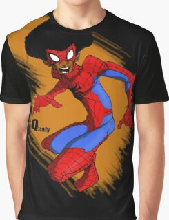 Spider-Man - Q's mix Graphic T-Shirt