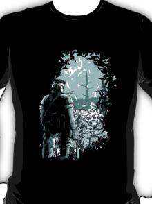 Big Boss (cool colours) T-Shirt