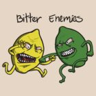 Bitter Enemies by Michael Lee