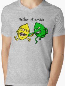 Bitter Enemies Mens V-Neck T-Shirt