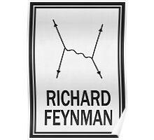 Richard P. Feynman Poster