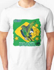 World Cup Brazil Soccer (Football) T-Shirt