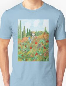 My Field Of Poppies T-Shirt
