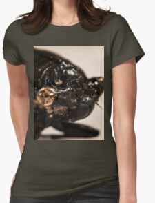 Cicada Womens Fitted T-Shirt