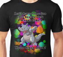 Disco Rhydon Unisex T-Shirt