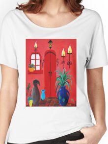 Mi Casa Women's Relaxed Fit T-Shirt