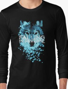 Falling in reverse - Raised by wolves Long Sleeve T-Shirt
