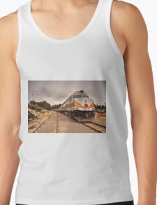 The Grand Canyon Railroad  Tank Top