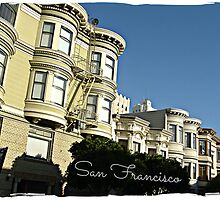 """ San Francisco "" by Gail Jones"