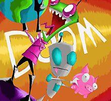 Dooooom by ErasilMirkwood