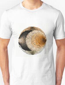 Unusual Mandala in Earth Colors T-Shirt