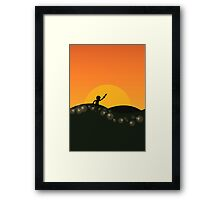 Fable Framed Print