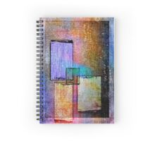 Window Colorbox Spiral Notebook