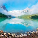 Lake Louise by Dave  Gosling Designs