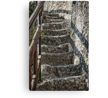Stairway to the Sun Canvas Print