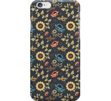 Oriental style pattern iPhone Case/Skin