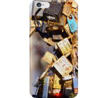 Amsterdam Love Locks iPhone Case/Skin