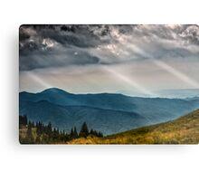 Nature panorama Metal Print