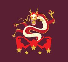 Pacific Rim: Crimson Dragon Unisex T-Shirt