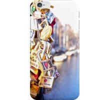 Love Locks & Amsterdam iPhone Case/Skin
