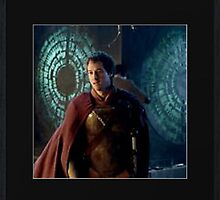 last centurion and the pandorica framed poster by DrWhoJohnSmith