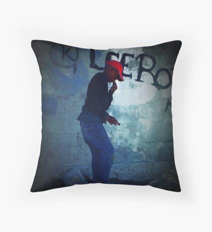 Leeroy Throw Pillow