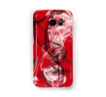 Smoke Screen Samsung Galaxy Case/Skin