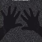 No266 My POLTERGEIST minimal movie poster by Chungkong