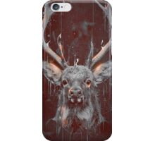 DARK DEER iPhone Case/Skin