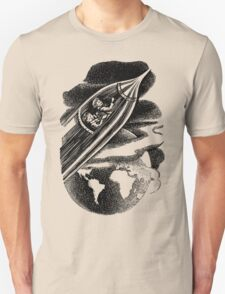 Trip to the Stars. T-Shirt