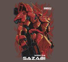 Sazabi by Snapnfit