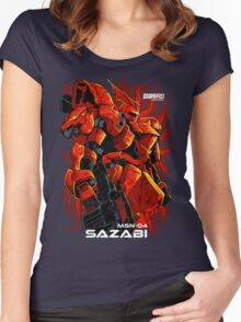 Sazabi Women's Fitted Scoop T-Shirt