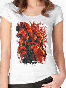 Sazabi Women's Fitted Scoop T-Shirt
