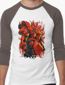Sazabi Men's Baseball ¾ T-Shirt